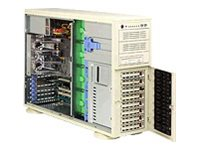 Supermicro A+ Workstation 4021A-T2 - tower - no CPU - 0 GB