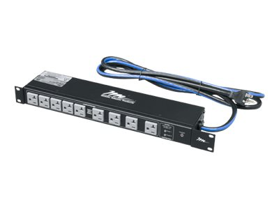 Middle Atlantic PD-1820R-RN Multi-Mount 2-Stage Surge Power distribution unit (rack-mountable)