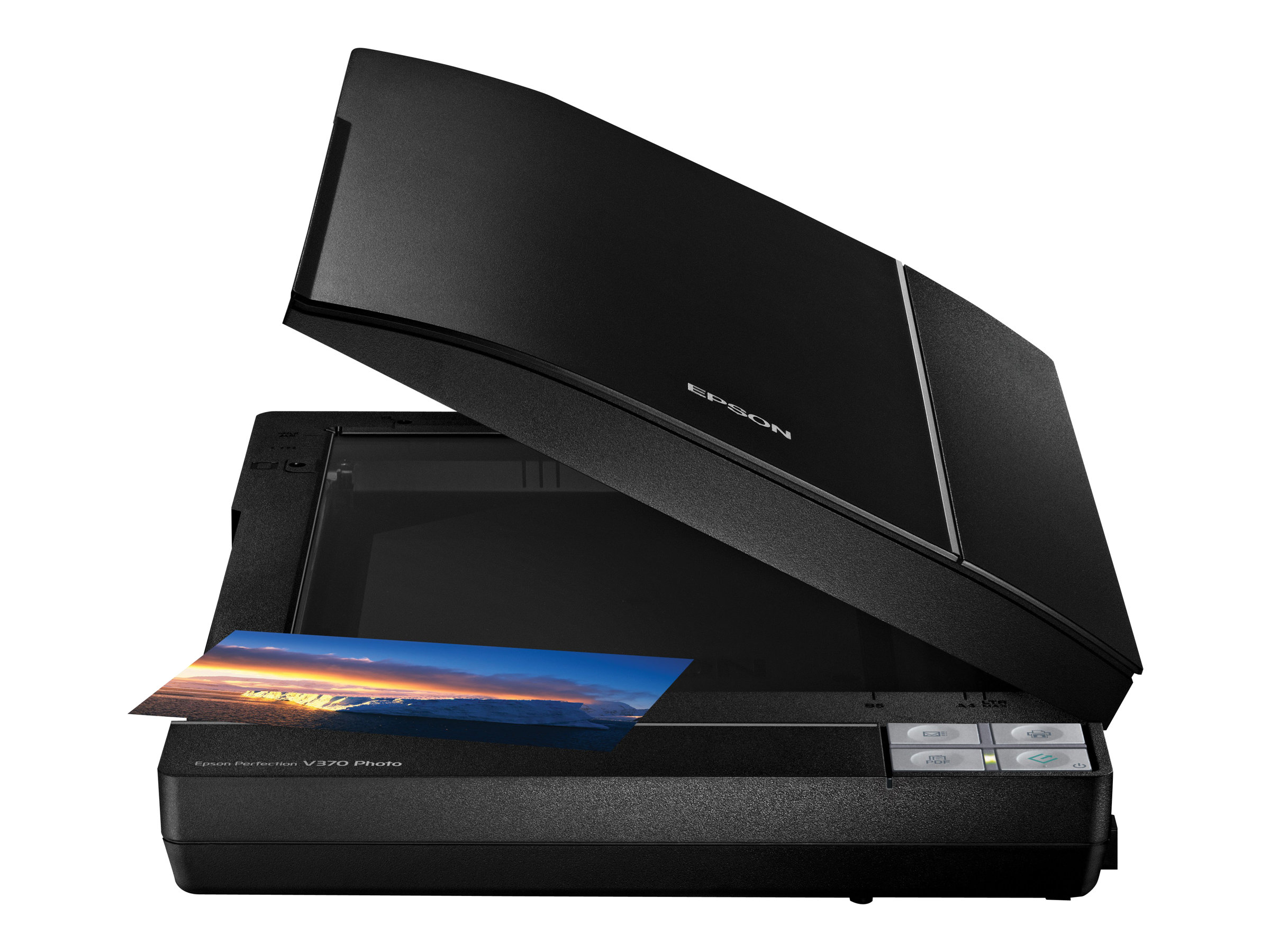 Epson Perfection V370 Photo - Flachbettscanner - A4 - 4800 dpi x 9600 dpi - USB 2.0