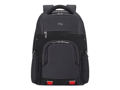 SOLO Pro Aegis Stealth Notebook carrying backpack 15.6INCH black