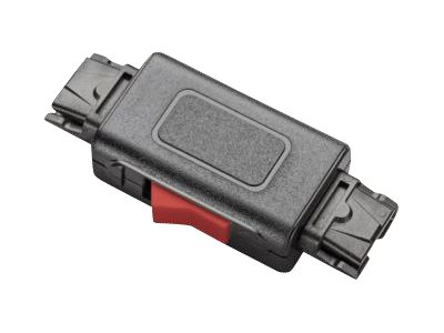 Poly - Mute switch for headset - for Poly P10; DuoPro; DuoSet; Encore; Mirage; StarSet; Supra; TriStar