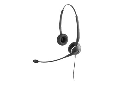 Jabra GN 2100 Flex-Boom Duo - Headset - On-Ear - kabelgebunden