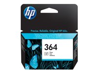 HP 364 Photo Black Ink Cartridge with Vivera Ink, HP 364 Photo B