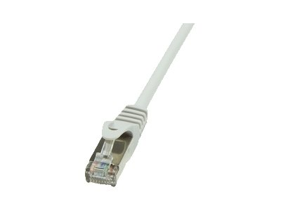 LogiLink - Patch-Kabel - RJ-45 (M) bis RJ-45 (M) - 5 m - Foiled Unshielded Twisted Pair (F/UTP) - CAT 5e