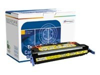 Image of Dataproducts - yellow - remanufactured - toner cartridge ( replaces HP Q7582A )