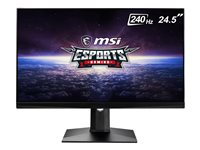 MSI Optix MAG251RX LED monitor 24.5INCH 1920 x 1080 Full HD (1080p) IPS 400 cd/m² 1000:1