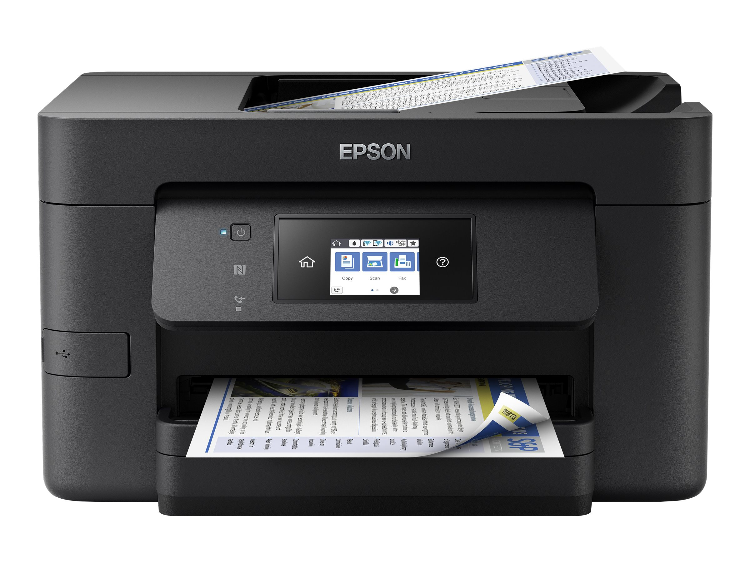 epson workforce pro wf 3720dwf imprimante multifonctions couleur imprimantes jet d 39 encre. Black Bedroom Furniture Sets. Home Design Ideas