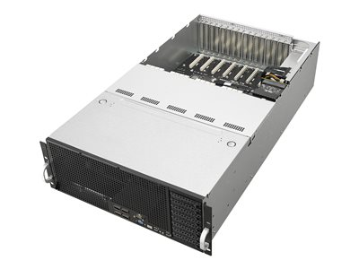 ASUS ESC8000 G4 Server rack-mountable 4U 2-way no CPU RAM 0 GB SATA/PCI Express