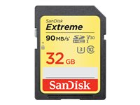 SanDisk Extreme SDHC Video Class V30 / UHS Class 3 / Class10