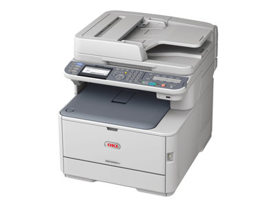 OKI MC562w Multifunction printer color LED Legal (8.5 in x 14 in) (original)