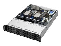 ASUS RS520-E8-RS12-E V2 Server rack-mountable 2U 2-way no CPU RAM 0 GB SATA