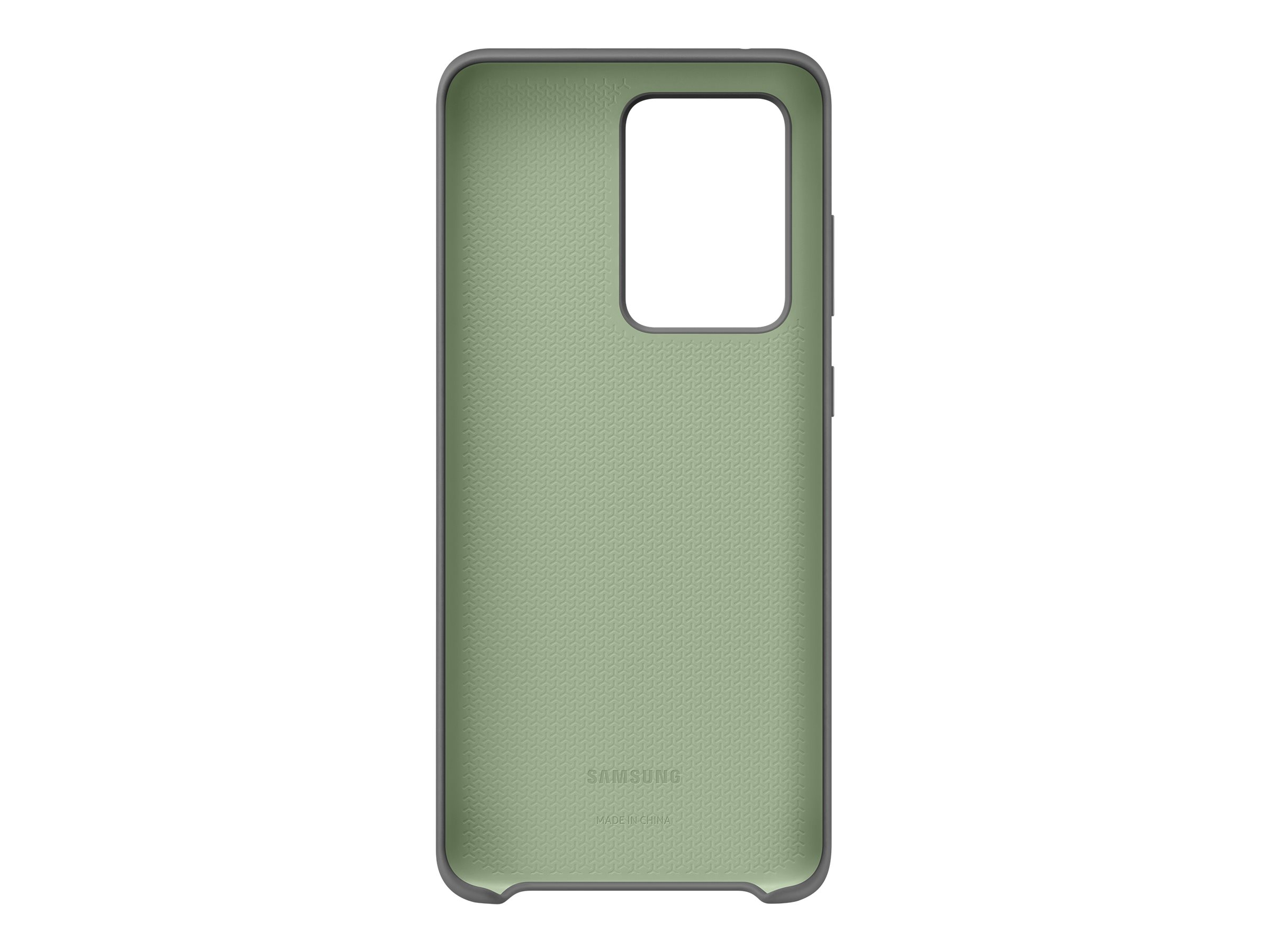 Samsung Silicone Cover EF-PG988 - back cover for cell phone