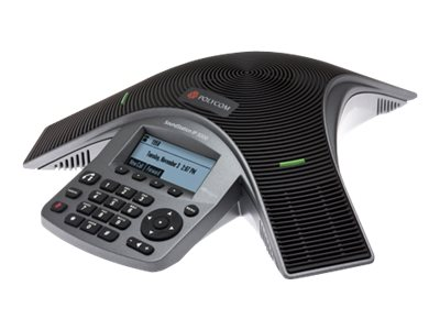 Polycom TDSourcing SoundStation IP 5000 - conference VoIP phone - 3-way call capability
