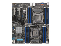ASUS Z10PE-D16 - Motherboard - SSI EEB - LGA2011-v3 Socket - 2 CPUs supported - C612 - USB 3.0 - 2 x Gigabit LAN - onboard graphics