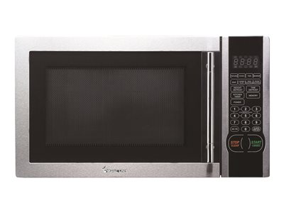 Magic Chef MCM1110ST Microwave oven freestanding 1.1 cu. ft 1000 W stainl