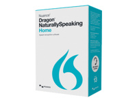 Dragon NaturallySpeaking Home - (v. 13) - box pack - 1 user - DVD - Win - English - with headset