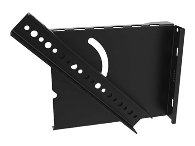 Legrand 2RU Pivoting Rail Kit for Vertical Wall-Mount Cabinet TAA Rack rail mounting kit