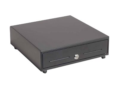 MMF VAL-u Line Electronic cash drawer matte black