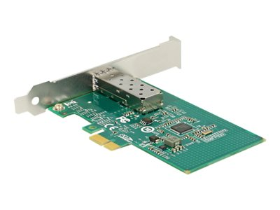PCI Express Card > 1 x SFP Slot Gigabit LAN