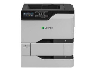 Lexmark CS720dte Printer color Duplex laser A4/Legal 1200 x 1200 dpi