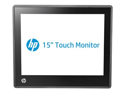 HP L6015tm Retail Touch Monitor LED monitor 15INCH (15INCH viewable) touchscreen 1024 x 768