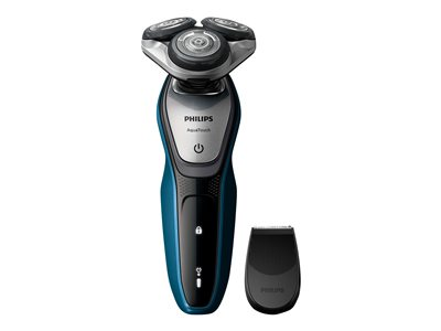 Philips Neptune blue/charcoal gray Shaver S5420