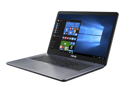 ASUS VivoBook 17 17.3' I3-6006U 8GB 256GB Graphics 620 Windows 10 Home 64-bit