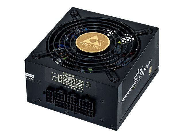 Chieftec Smart Series SFX-500GD-C - Stromversorgung (intern) - ATX12V 2.3/ PS/2 - 80 PLUS Gold - Wechselstrom 100-240 V - 500 Watt