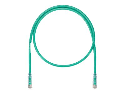 Panduit TX6A-SD 10Gig patch cable - 17 m - green