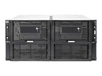 HPE Disk Enclosure D6000 Storage enclosure 70 bays (SAS-2) HDD 3 TB x 35 rack-mountable