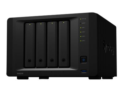 Synology Deep Learning NVR DVA3219 NVR 32 channels networked