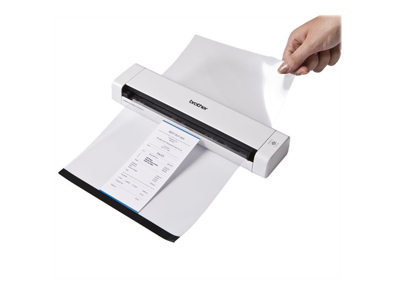 Brother DSmobile 620 - scanner à feuilles - portable - USB 2.0