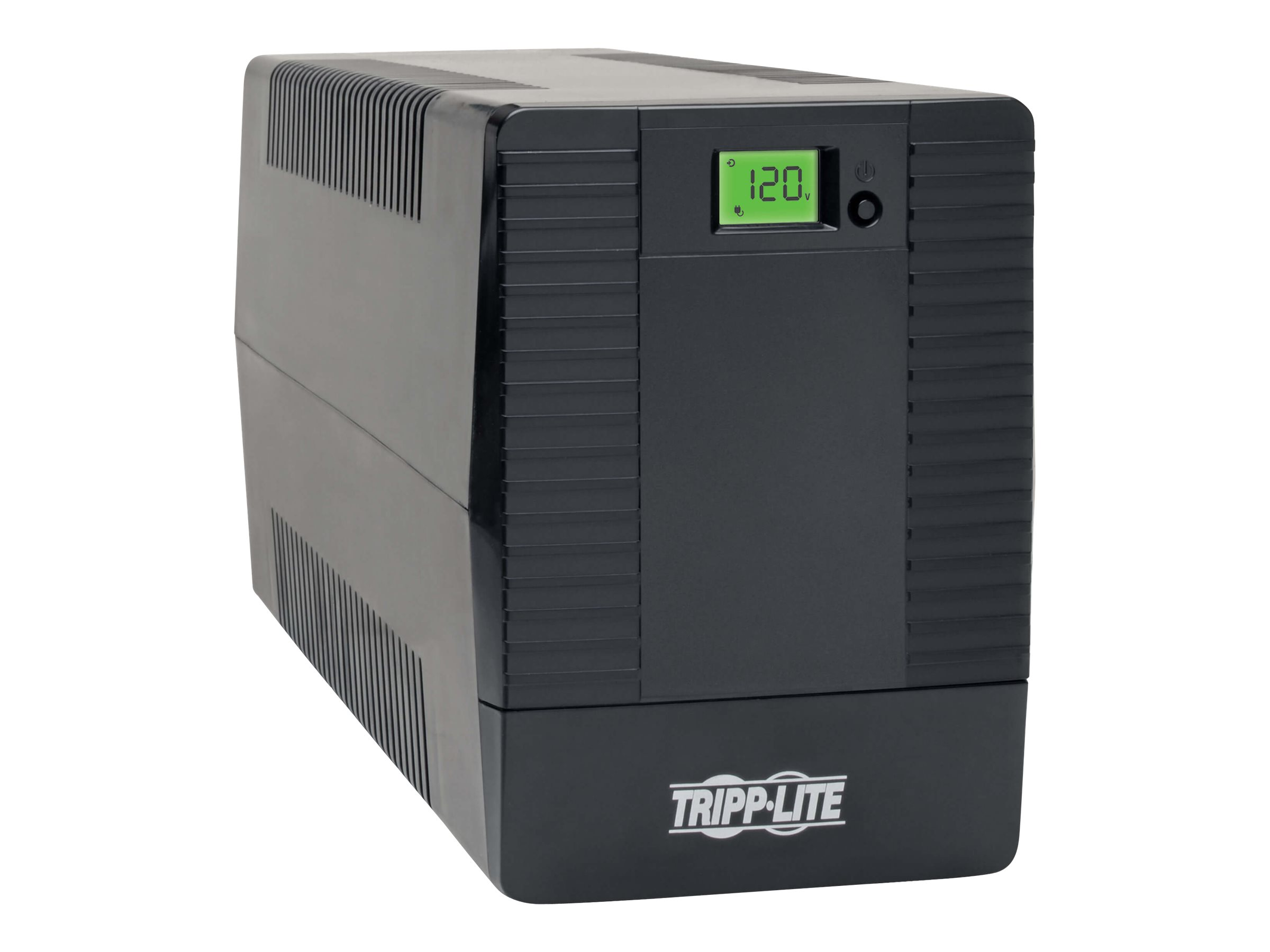 Tripp Lite 1440VA 1200W UPS Smart Tower Battery Back Up Desktop AVR USB LCD - UPS - 1200 Watt - 1440 VA