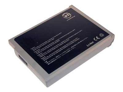 BTI Notebook battery lithium ion 6600 mAh for Dell Inspiron 5100