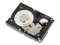 "Dell - Disque dur - 2 To - interne - 3.5"" - SATA 6Gb/s - 7200 tours/min - pour EMC PowerEdge T440; PowerEdge R230, R330, R430, T130, T330, T430"