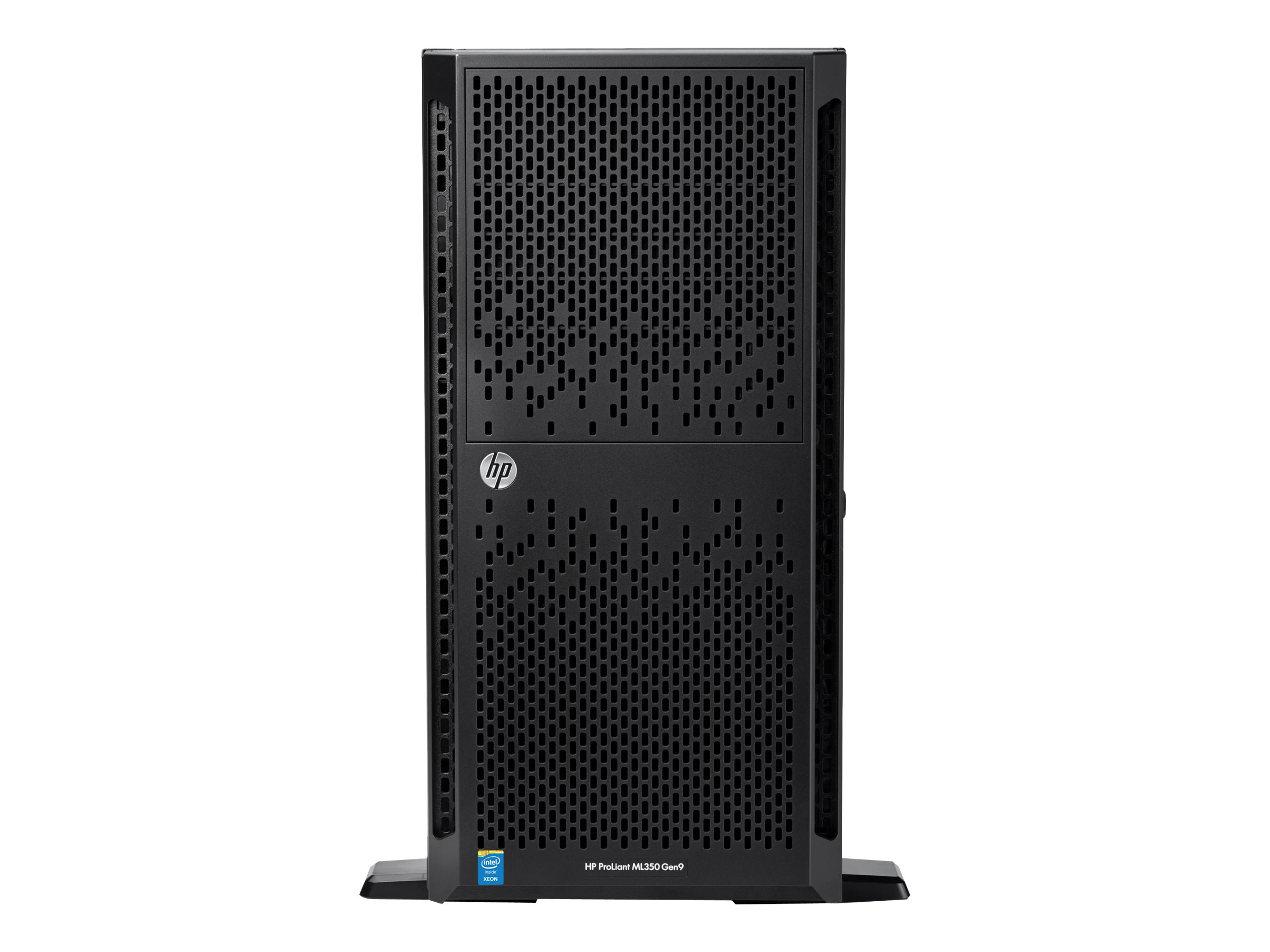 HPE ProLiant ML350 Gen9 Performance - Server - Tower - 5U - zweiweg - 2 x Xeon E5-2650V4 / 2.2 GHz