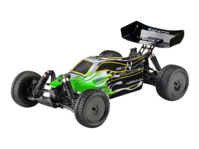 "- EP Buggy ""AB2.4"" 4WD Brushed RTR"