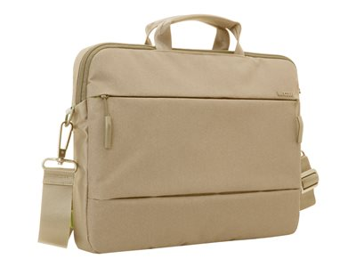 Incase Designs City Brief Notebook carrying case 15INCH dark khaki