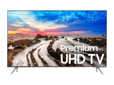 Samsung UN65MU8000F 65INCH Class (64.5INCH viewable) 8 Series LED TV Smart TV