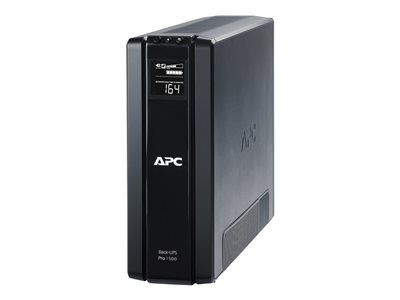 APC Back-UPS Pro 1500 UPS AC 120 V 865 Watt 1500 VA output connecto image