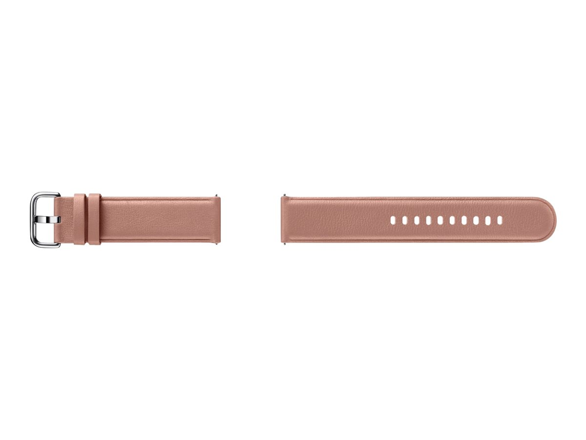 Samsung Leather Strap ET-SLR82 - watch strap for smart watch