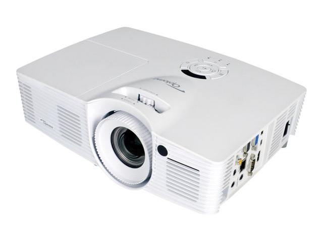 Image of Optoma EH416 - DLP projector - portable - 3D