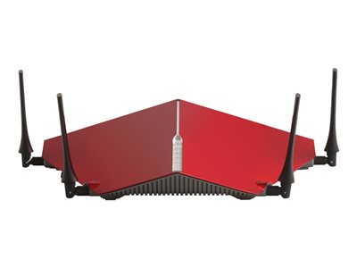 D-Link AC3150 Wireless router 4-port switch GigE 802.11a/b/g/n/ac Dual Band