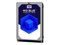 WD, HDD Mob Blue 320GB 2.5 SATA 3Gbs 16MB