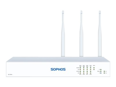 Sophos SG 125w Rev 3 security appliance with 2 years TotalProtect 24x7 GigE Wi-Fi