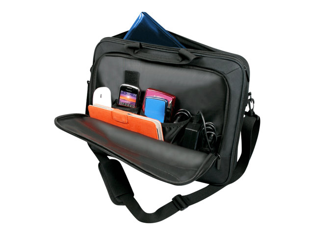 Image of PORT HANOI Clamshell notebook carrying case