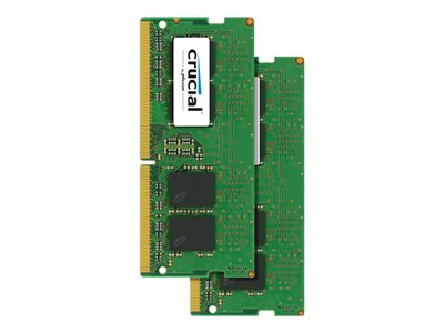 Crucial DDR4  8GB 2400MHz CL17   SO-DIMM  260-PIN