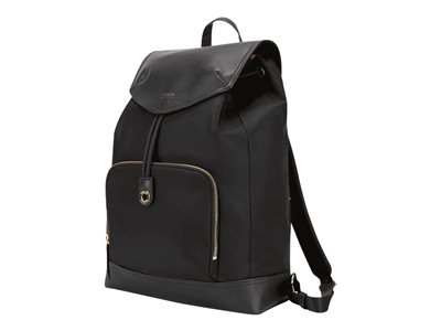 Targus Newport Drawstring Notebook carrying backpack 15INCH black image