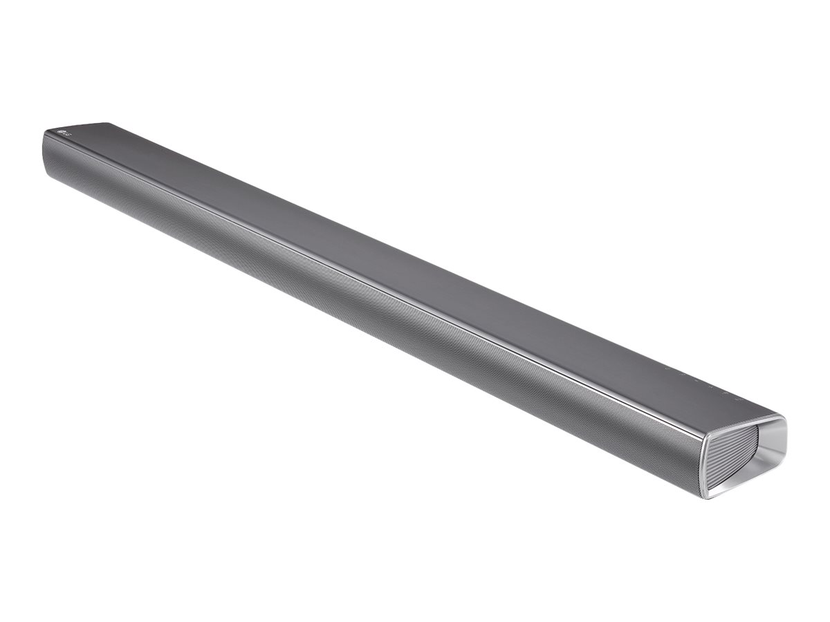 LG SJ6 - sound bar system - for home theater - wireless