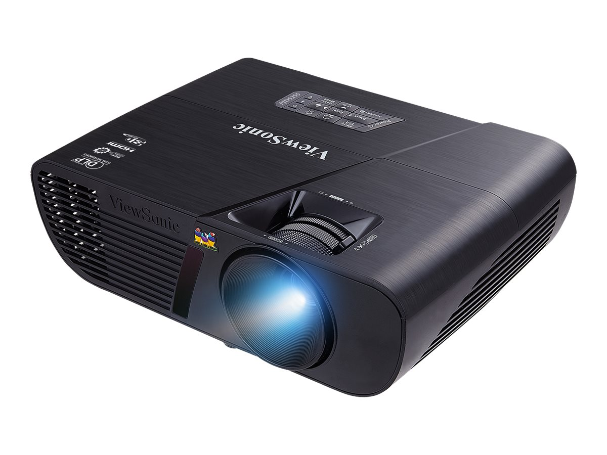 ViewSonic LightStream PJD5255 - DLP-Projektor - 3D - 3200 lm - XGA (1024 x 768) - 4:3